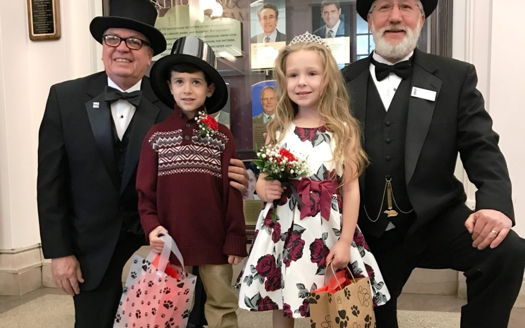 2019 Little Mr. & Miss Groundhog Contest