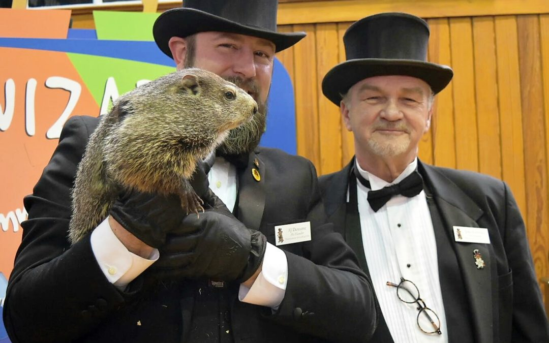 Groundhog Day Celebration 2019