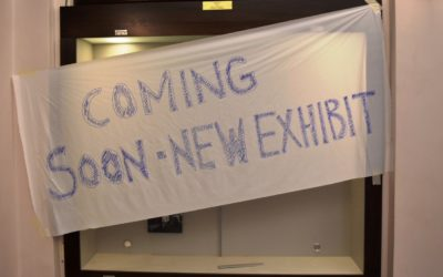 New Exhibit to Debut in January