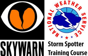 Free Class Teaches How to become a NWS Weather Spotter