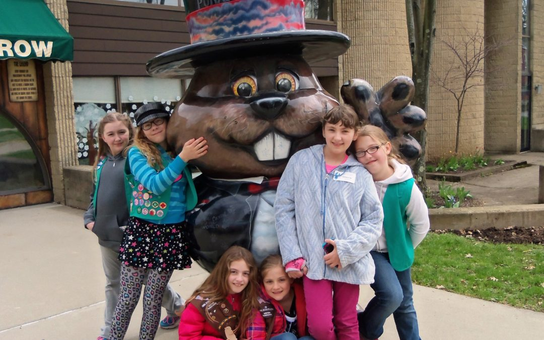 Girl Scouts to Descend on Punxsutawney this Saturday
