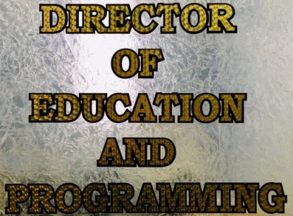 Job Posting: Director of Education and Programming