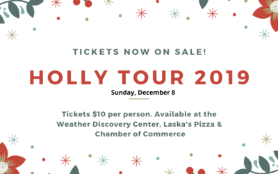 Holly Tour Tickets Now on Sale!