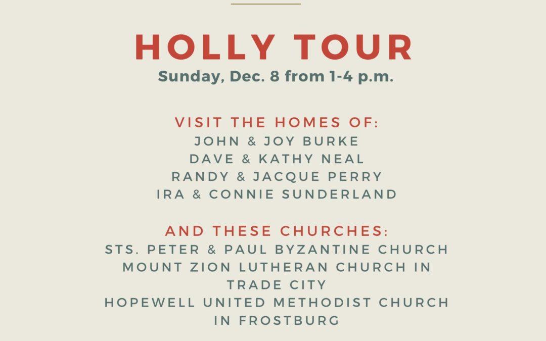 2019 Holly Tour