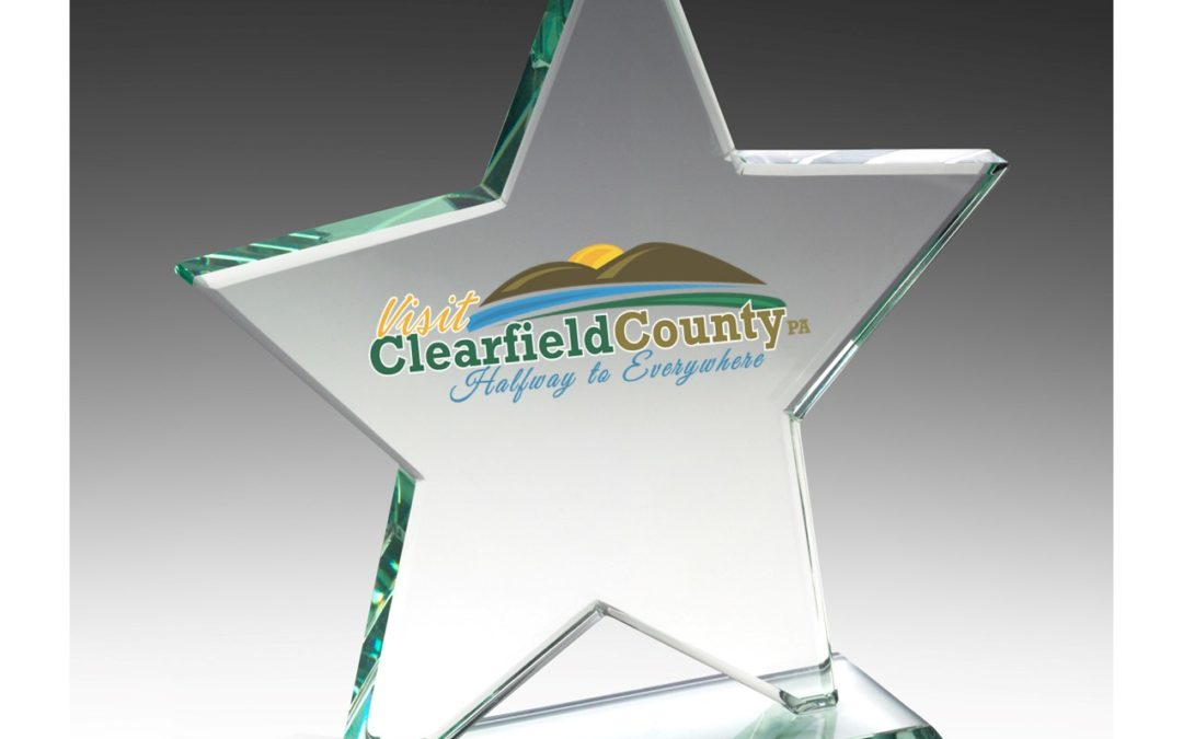 Weather Discovery Center Receives Award from Visit Clearfield County