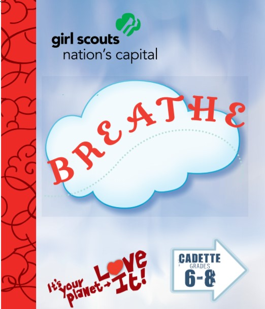 Girl Scout Cadette Breathe Journey added to Fall Schedule